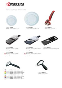 kitchen utensils various utensils ACCESSORIES KYOCERA 1