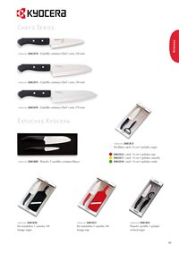 professional knives cook CHEFS SERIES