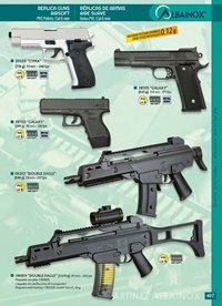 airsoft  SPRING PISTOLS AIRSOFT