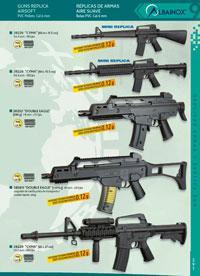MARTINEZ ALBAINOX REPLICAS DE ARMAS
