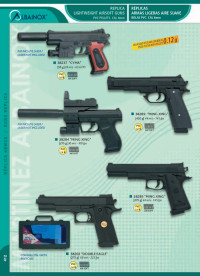 airsoft  REPLICA GUNS