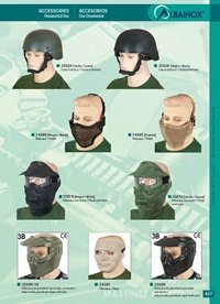 MARTINEZ ALBAINOX MASQUES AIRSOFT