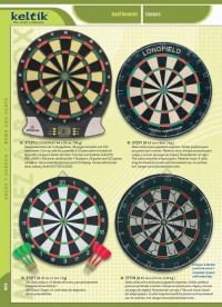 DARTBOARDS DARTS