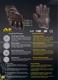 MARTINEZ ALBAINOX GANTS TACTIQUE MECHANIX WEAR