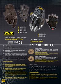 MARTINEZ ALBAINOX GUANTES TACTICOS MECHANIX WEAR