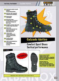 MARTINEZ ALBAINOX BOOTS ORIGINAL SWAT