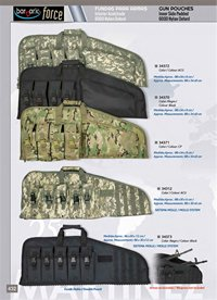 arms bags and briefcases GUN POUCHES