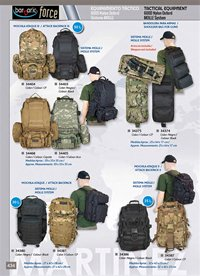 camping and survival  BACKPACKS
