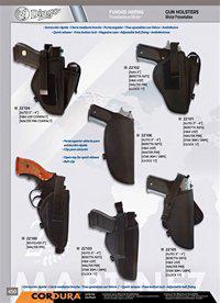 MARTINEZ ALBAINOX GUN HOLSTERS