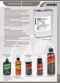 arms accessories GUNS LUBRICANT