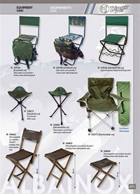 hunting and observation  FOLDING CHAIRS