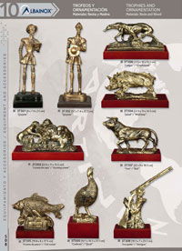 MARTINEZ ALBAINOX TROPHEES ET ORNEMENTS