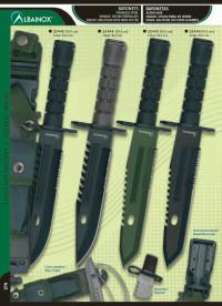 MARTINEZ ALBAINOX BAYONET TACTICAL KNIFE
