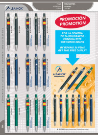 polyvalent usages multiples STYLOS