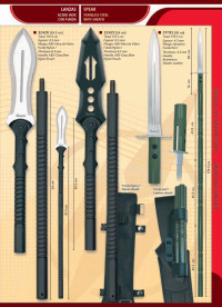 MARTINEZ ALBAINOX SPORTING KNIVES 1