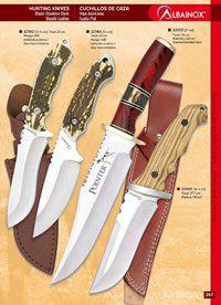 MARTINEZ ALBAINOX SPORTING KNIVES 10