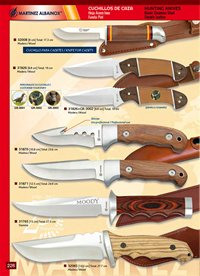 hunting knives  SPORTING KNIVES 11