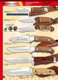 MARTINEZ ALBAINOX SPORTING KNIVES 11