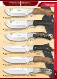 MARTINEZ ALBAINOX HUNTING KNIVES