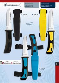 MARTINEZ ALBAINOX DIVING KNIVES 19