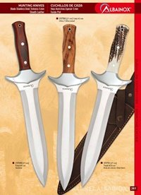 hunting knives  DAGGERS MOUNTAIN 4