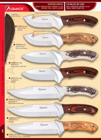 MARTINEZ ALBAINOX HUNTING KNIVES 7