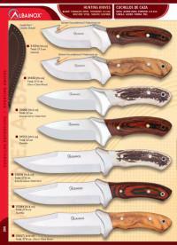 MARTINEZ ALBAINOX HUNTING KNIVES 7