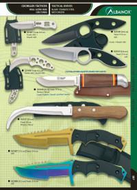 MARTINEZ ALBAINOX TACTICAL KNIVES