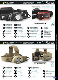 camping and survival  HEADLIGHTS