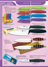 KITCHEN KNIVES TOPCUTLERY