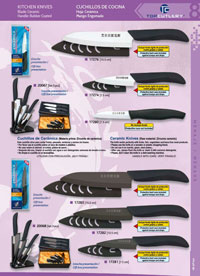 KITCHEN KNIVES CERAMIC