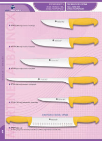 MARTINEZ ALBAINOX KITCHEN KNIVES
