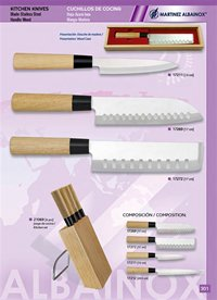 professional knives cook KITCHEN KNIVES