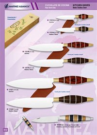 professional knives cook KITCHEN KNIVES CANARIAS