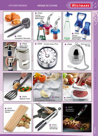 KITCHEN UTENSILS WESTMARK