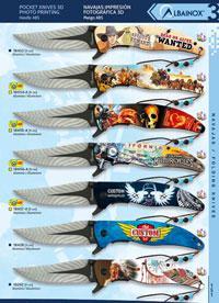 MARTINEZ ALBAINOX POCKET KNIVES 3D WESTERN