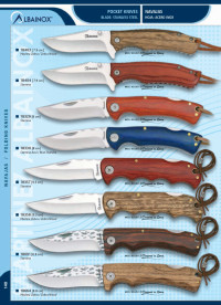 MARTINEZ ALBAINOX POCKET KNIVES