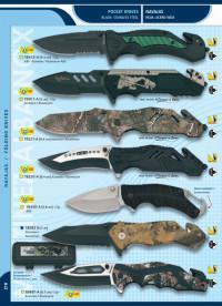 MARTINEZ ALBAINOX POCKET KNIVES WITH WINDOW PUNCHER