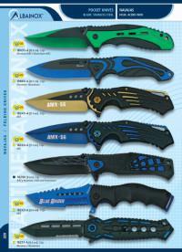 MARTINEZ ALBAINOX POCKET KNIVES AMX-56
