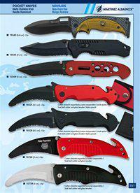 MARTINEZ ALBAINOX FOLDING KNIVES TACTICS