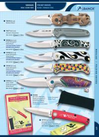 MARTINEZ ALBAINOX POCKET KNIVES