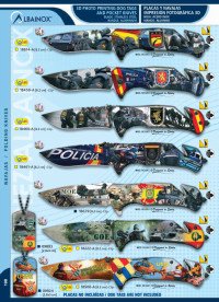 MARTINEZ ALBAINOX NAVAJAS MILITARES CON IMPRESION 3D
