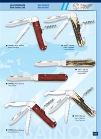 MARTINEZ ALBAINOX FOLDING KNIVES