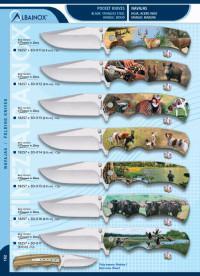 MARTINEZ ALBAINOX OUTDOOR 3D POCKET KNIVES