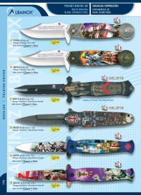 MARTINEZ ALBAINOX 3D POCKET KNIVES TEMPLARS