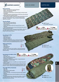 camping and survival  SACOS DE DORMIR