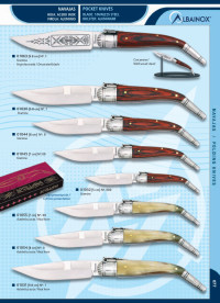 MARTINEZ ALBAINOX CLASSIC KNIVES SEVILLANAS 1