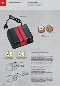 sharpeners ELECTRIC SHARPENER