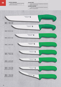professional knives cook BUTCHER KNIVES