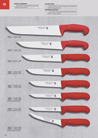 MARTINEZ & GASCON BUTCHER KNIVES MEAT